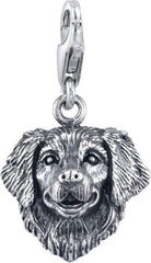 Retriever - Golador Dog Charm