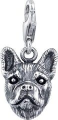 Bulldog - French Bulldog Dog Charm