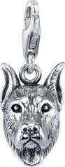Great Dane Dog Charm