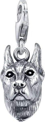 Doberman Dog Charm