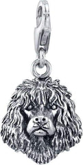 Portuguese Water Dog Dog Charm