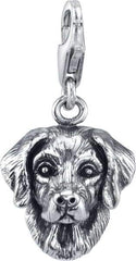 Retriever - Chesapeake Bay Retriever Dog Charm
