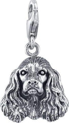 Spaniel - English Cocker Spaniel Dog Charm