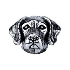 Great Dane (uncropped) Charm Bead