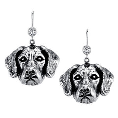 Great Dane (uncropped) Earrings
