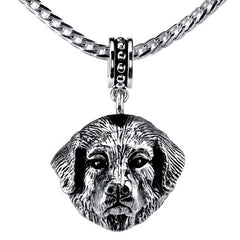 Great Pyrenees Pendant Necklace