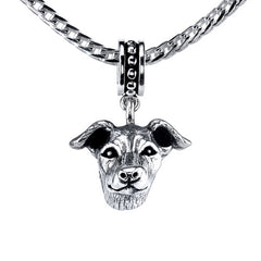 Greyhound - Italian Greyhound Pendant Necklace