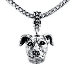 Greyhound Pendant Necklace