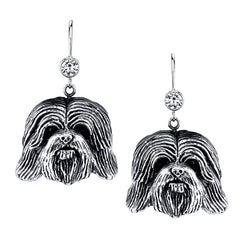 Havanese Earrings