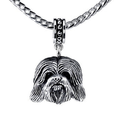 Havanese Pendant Necklace