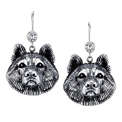 Husky Earrings