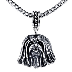 Lhasa Apso Pendant Necklace