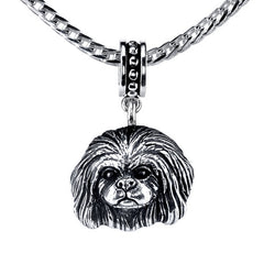 Pekingese Pendant Necklace