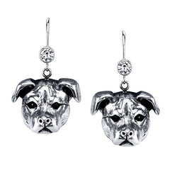 Pit Bull Earrings
