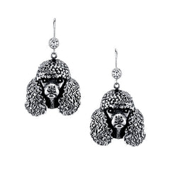 Poodle - Standard Poodle Earrings