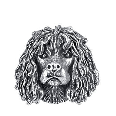 Portuguese Water Dog Bead