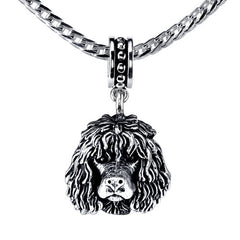 Portuguese Water Dog Pendant Necklace