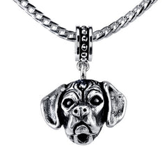 Puggle Pendant Necklace