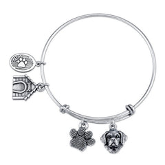 Retriever - Chesapeake Bay Charm Bangle Bracelet