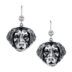 Retriever - Golden Retriever Earrings
