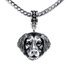 Retriever - Golden Retriever Pendant Necklace