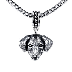 Retriever - Labrador Retriever Pendant Necklace
