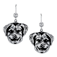 Rottweiler - Female Earrings