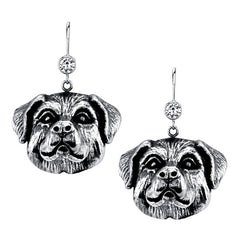 Rottweiler - Male Earrings