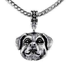 Rottweiler - Male Pendant Necklace