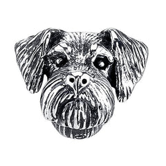 Schnoodle Charm Bead