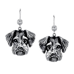 Schnoodle Earrings