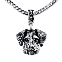 Schnoodle Pendant Necklace