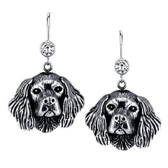 Setter - English Setter Earrings