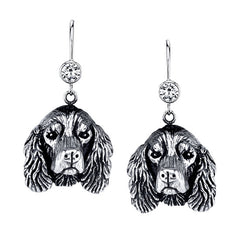Setter - Irish Setter Earrings