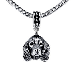 Setter - Irish Setter Pendant Necklace