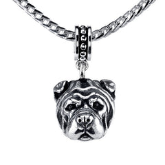 Shar Pei Pendant Necklace