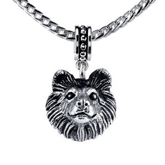 Sheltie Pendant Necklace