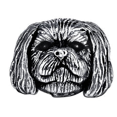 Shih-Tzu - Trimmed male Bead