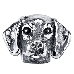 Shorthaired Pointer Charm Bead
