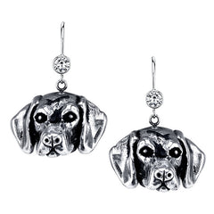 Shorthaired Pointer Earrings