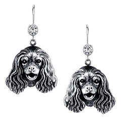 Spaniel - American Cocker Spaniel Earrings