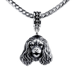 Spaniel - American Cocker Spaniel Pendant Necklace