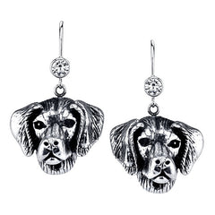 Spaniel - Brittany Spaniel Earrings
