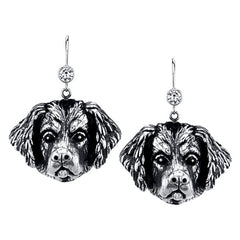 Spaniel - Clumber Spaniel Earrings