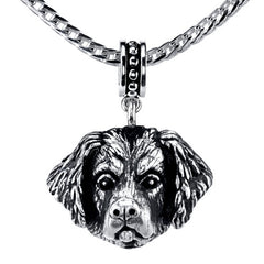 Spaniel - Clumber Spaniel Pendant Necklace