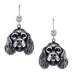 Spaniel - Cocker Spaniel Earrings