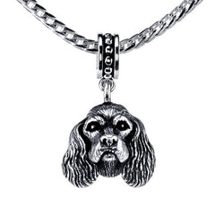 Spaniel - Cocker Spaniel Pendant Necklace