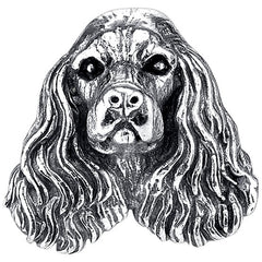 Spaniel - English Cocker Spaniel Bead