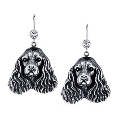 Spaniel - English Cocker Spaniel Earrings