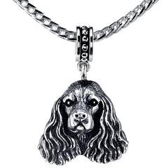 Spaniel - English Cocker Spaniel Pendant Necklace
